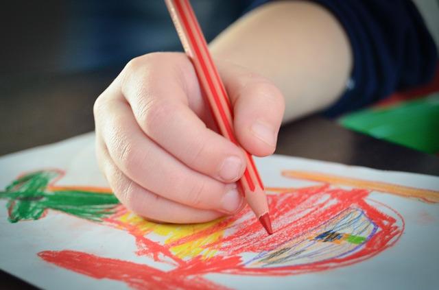 rysowanie dziecko